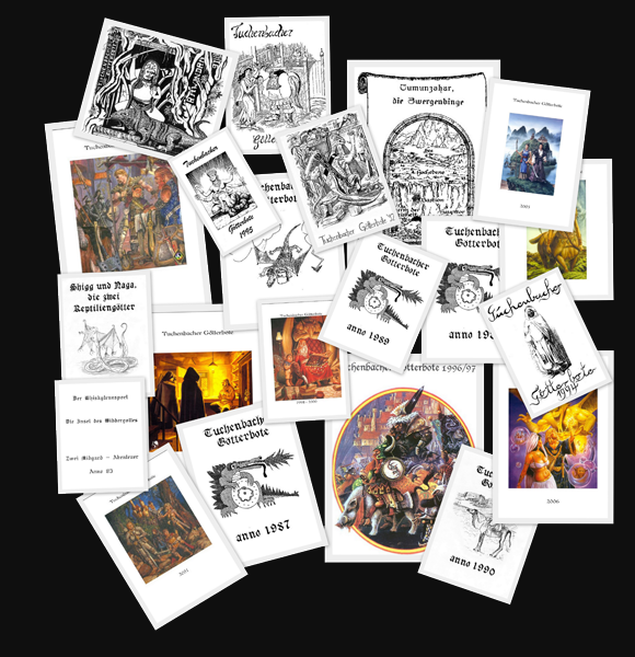 Chronologie des Tuchenbacher Götterboten